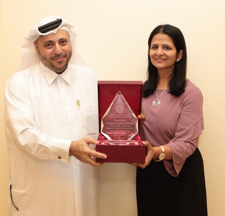Commercial Bank Honored With Prestigious Award From Qatar National Day Celebrations Organizing Committee